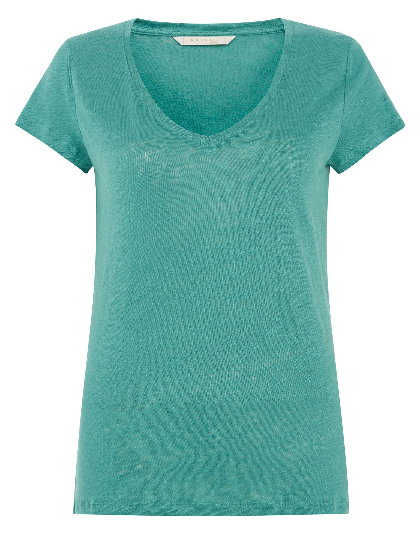 Basic v neck tshirt