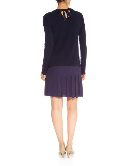 Nougat London Nougat Mohair Embroidered Jumper