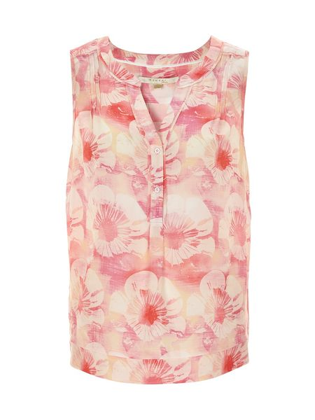 Nougat London Salma Print Silk Blouse