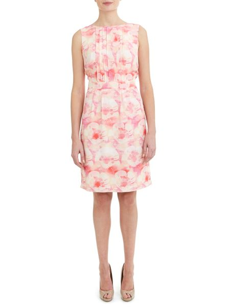 Nougat London Salma Print Silk Dress