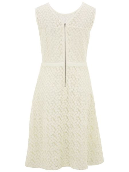 Nougat London Lace Embroidered Dress