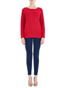 Nougat London Raglan Sleeve Jumper