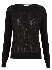 Nougat London Lace Cardigan