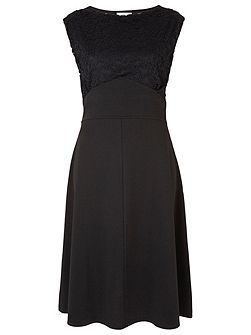 Sloane Lace Detail Dress