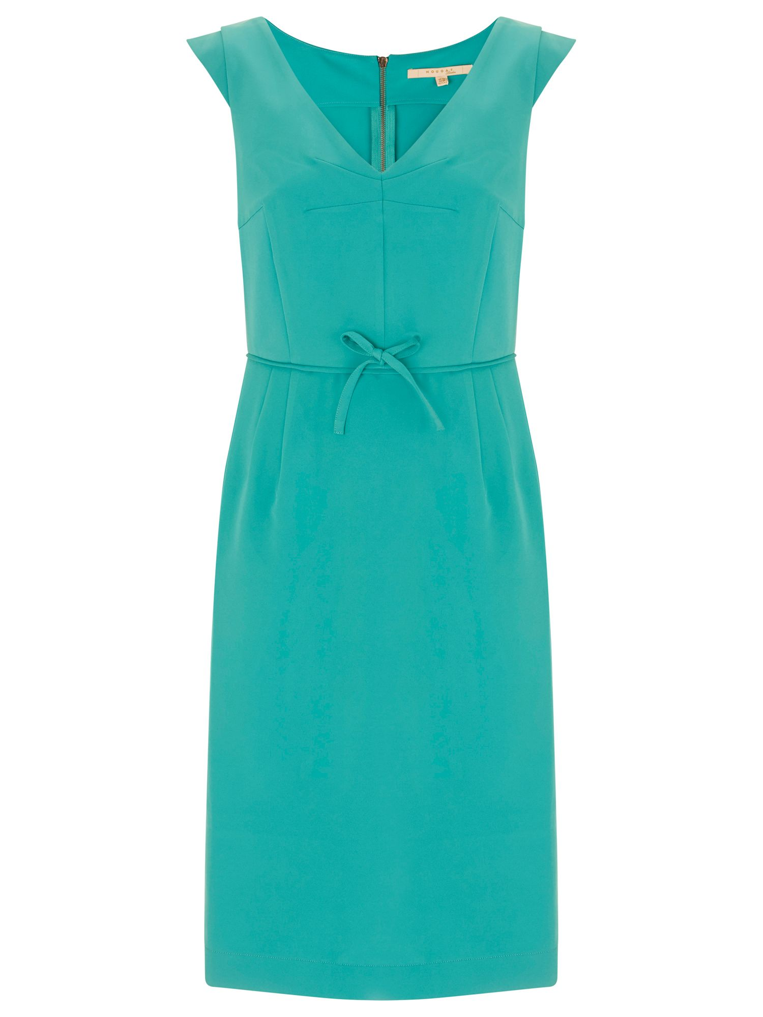 Nougat London Chelsea Cap Sleeve Dress, Green