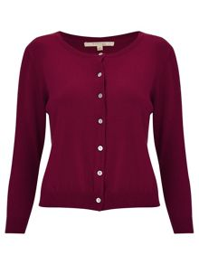 Nougat London Balham Cropped Cardigan