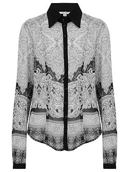 Battersea Baroque Blouse