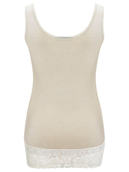 Nougat London Holloway Vest Top