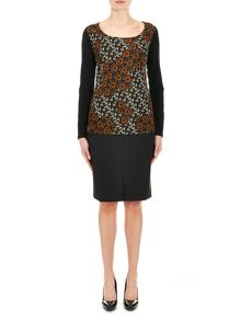 Nougat London Westminster Pencil Skirt