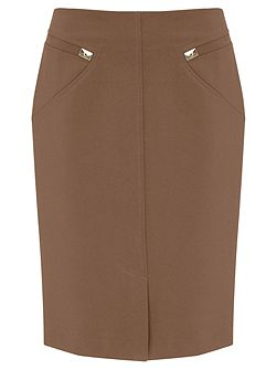 Westminster Pencil Skirt