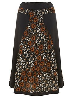 Barbican Printed Skirt