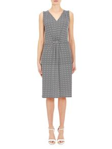 Nougat London Bermondsey Gathered Waist Dress