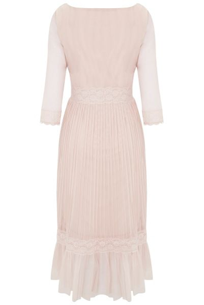 Nougat London Petunia Lace Frill Dress