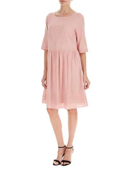 Nougat London Poppy Linen Dress
