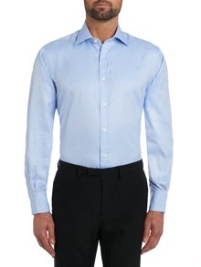 TM Lewin Luxury Twill Regular Fit Shirt