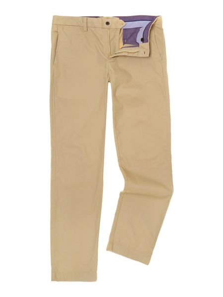 TM Lewin Cassidy Straight Leg Casual Chino