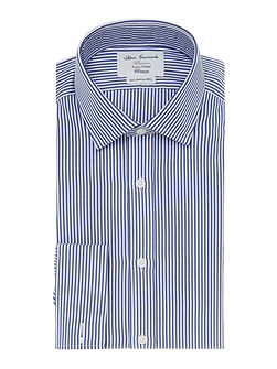 Bengal Stripe Fully Fitted Long Sleeve Shirt