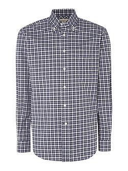 Country Check Classic Fit Long Sleeve Shirt