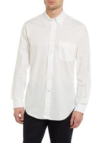 TM Lewin Oxford Classic Fit Long Sleeve Button Down Shirt
