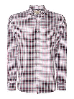 Country Check Slim Fit Long Sleeve Shirt