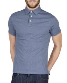 TM Lewin Plain Polo Slim Fit Polo Shirt
