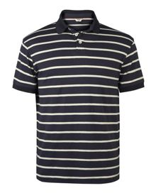 TM Lewin Stripe Polo Slim Fit Polo Shirt