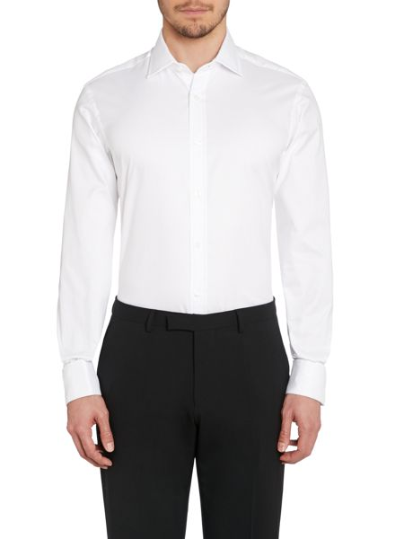 TM Lewin Royal Oxford Slim Fit Shirt