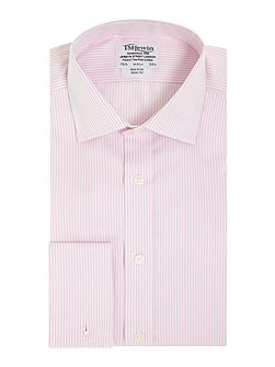 Stripe Non-Iron Slim Fit Formal Shirt