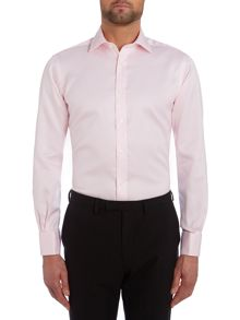 TM Lewin Stripe Slim Fit Classic Collar Formal Shirt