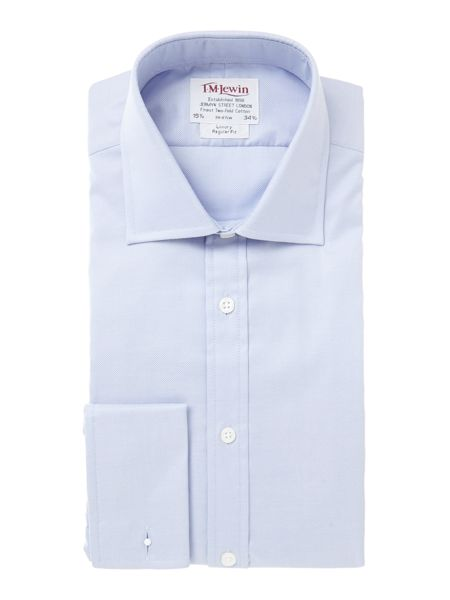 TM Lewin Luxury Oxford Regular Fit Shirt