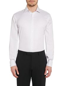 TM Lewin Non-Iron Check Slim Fit Shirt
