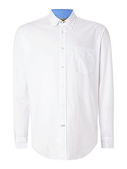 Oxford Relaxed Fit Casual Shirt