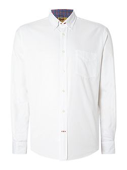 Royal Oxford Button Down Casual Shirt