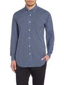 TM Lewin Check Relaxed Fit Casual Shirt