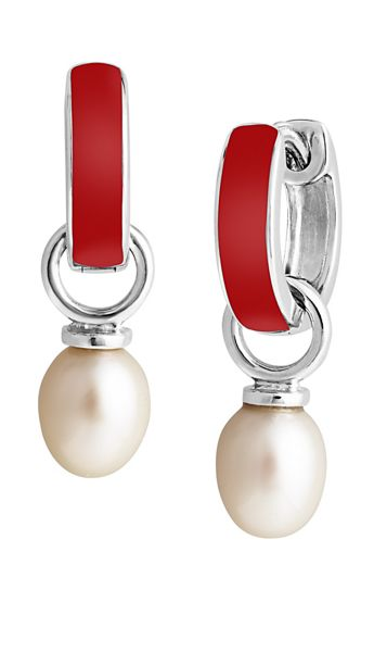 Jersey Pearl Freshwater Pearl Earrings