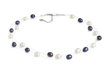 Jersey Pearl Freshwater Pearl Layered Necklace