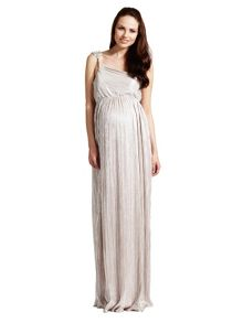Rock-a-Bye Rosie Gabrielle jewel maternity maxi dress
