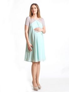 Rock-a-Bye Rosie Demi maternity swing dress