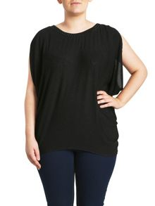 Samya Shimmer Embellished Top
