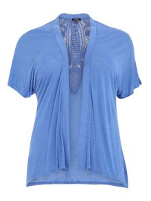 Samya Plus Size Gathered Front Top