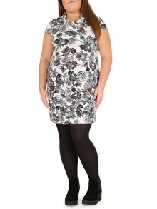 Printed Tunic with Pocket