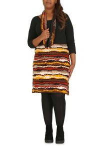 Samya Multi Coloured Multi Printed Dress