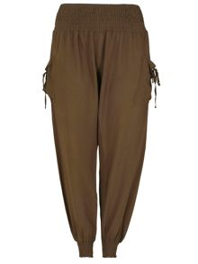Samya Plus Size High Waist Pants