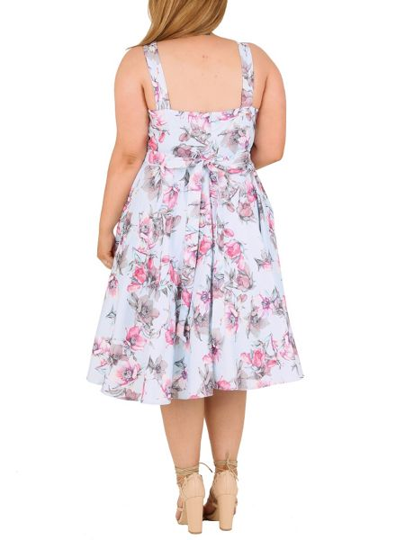 Samya Plus Size Summer Dress