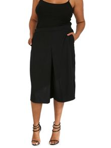 Samya Plus Size Culotte Trousers