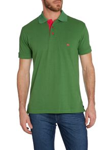 Magee Plain Polo Slim Fit Polo Shirt