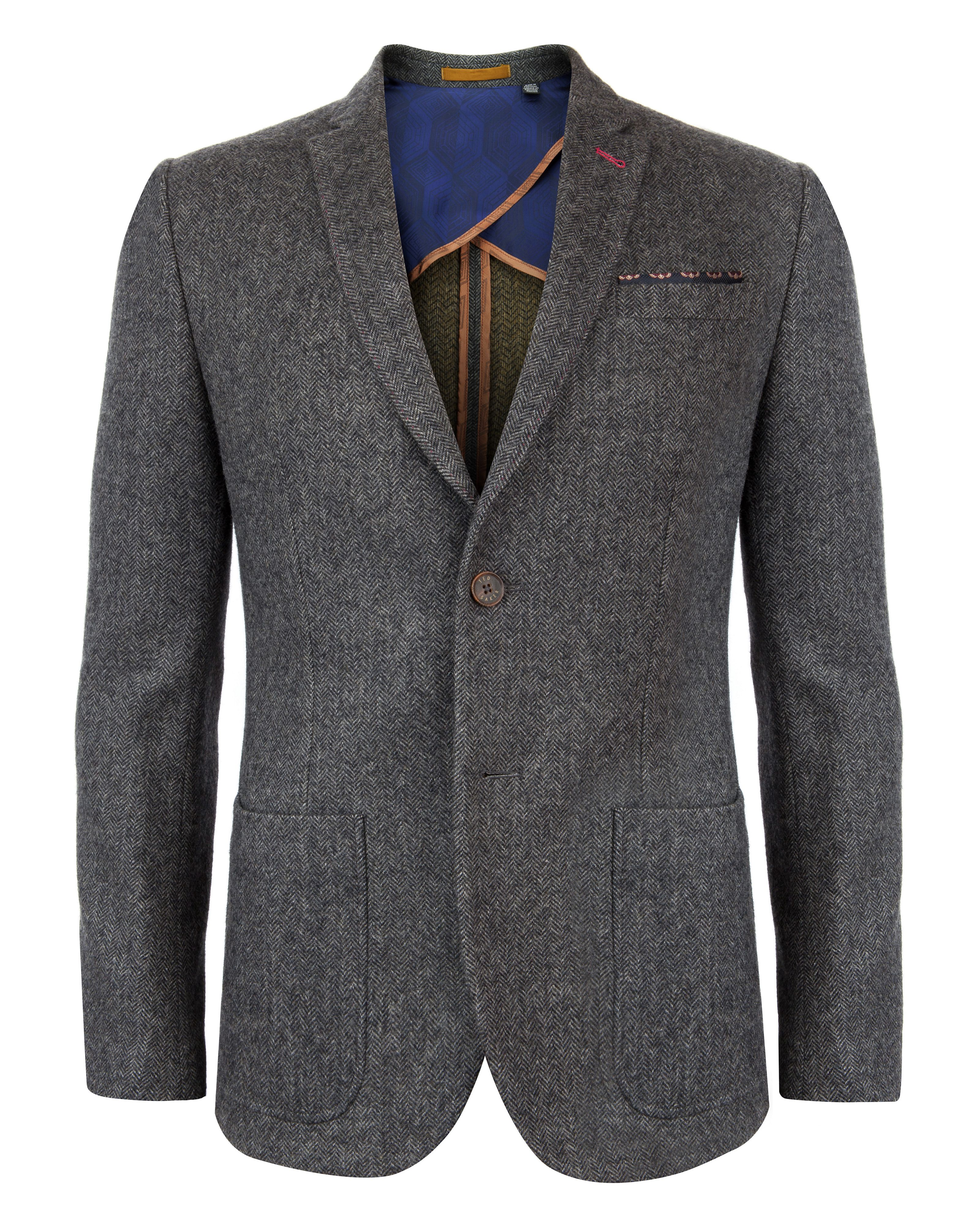 Elend patch pocket blazer