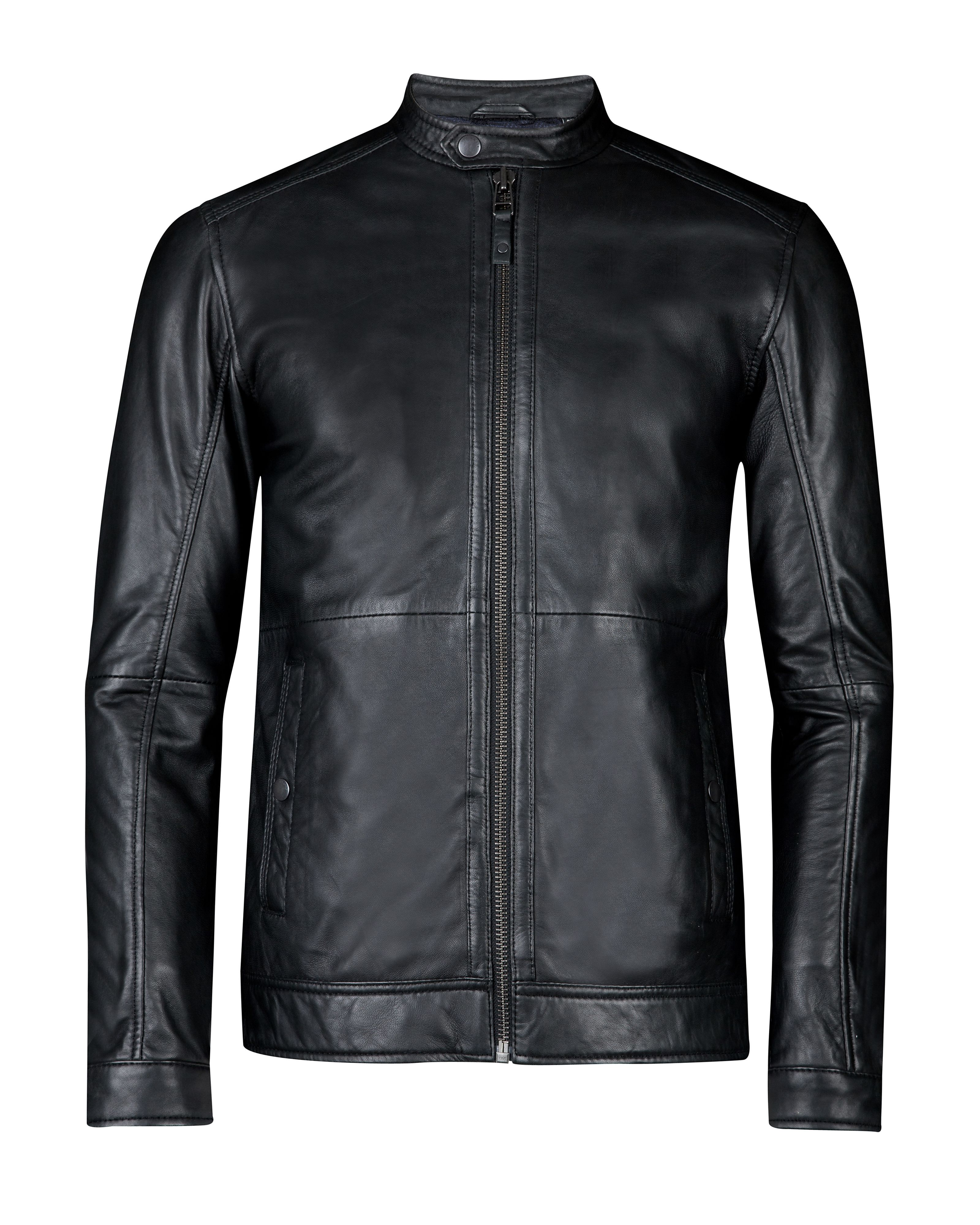 Barath leather jacket