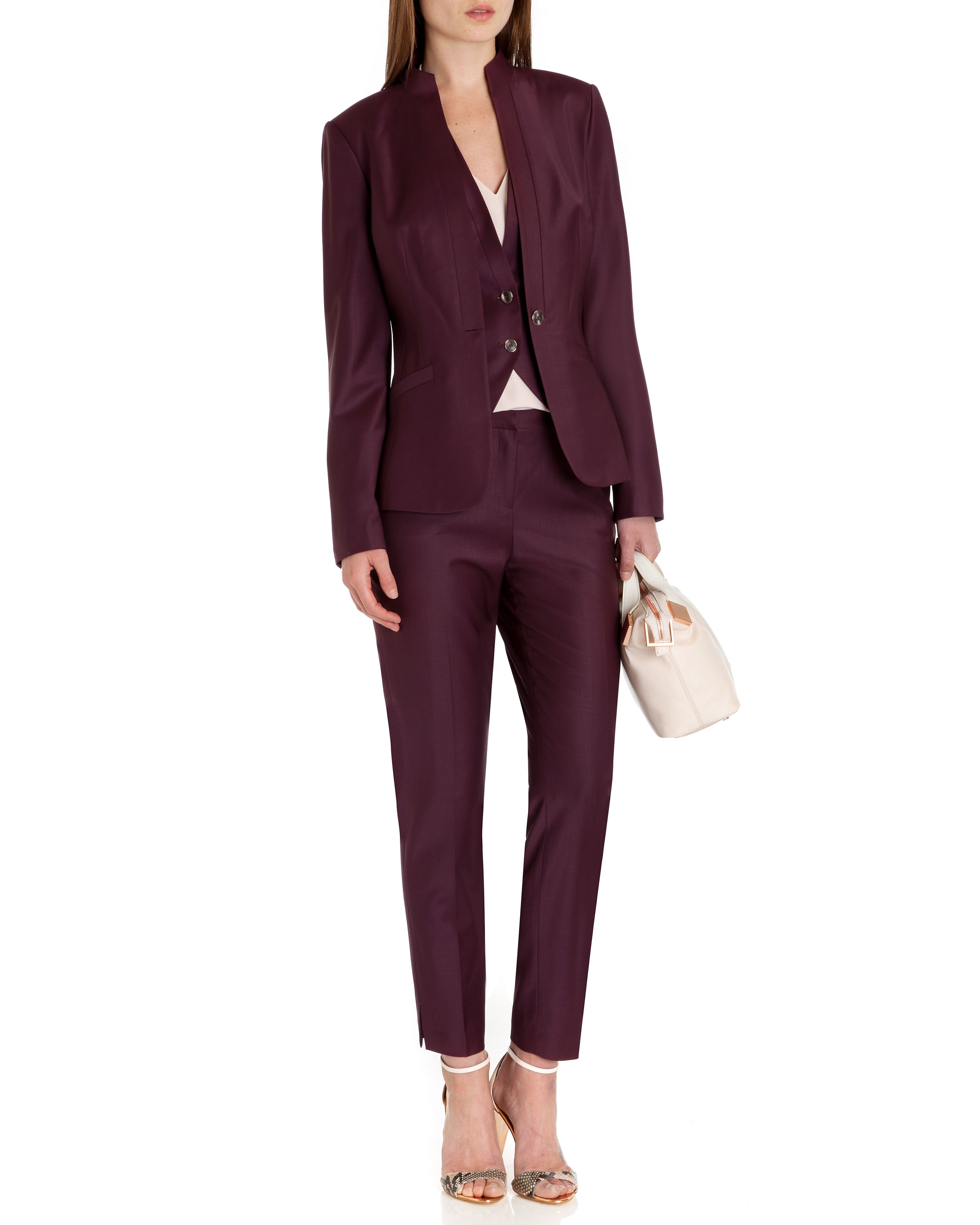Thalea lavanta suit jacket