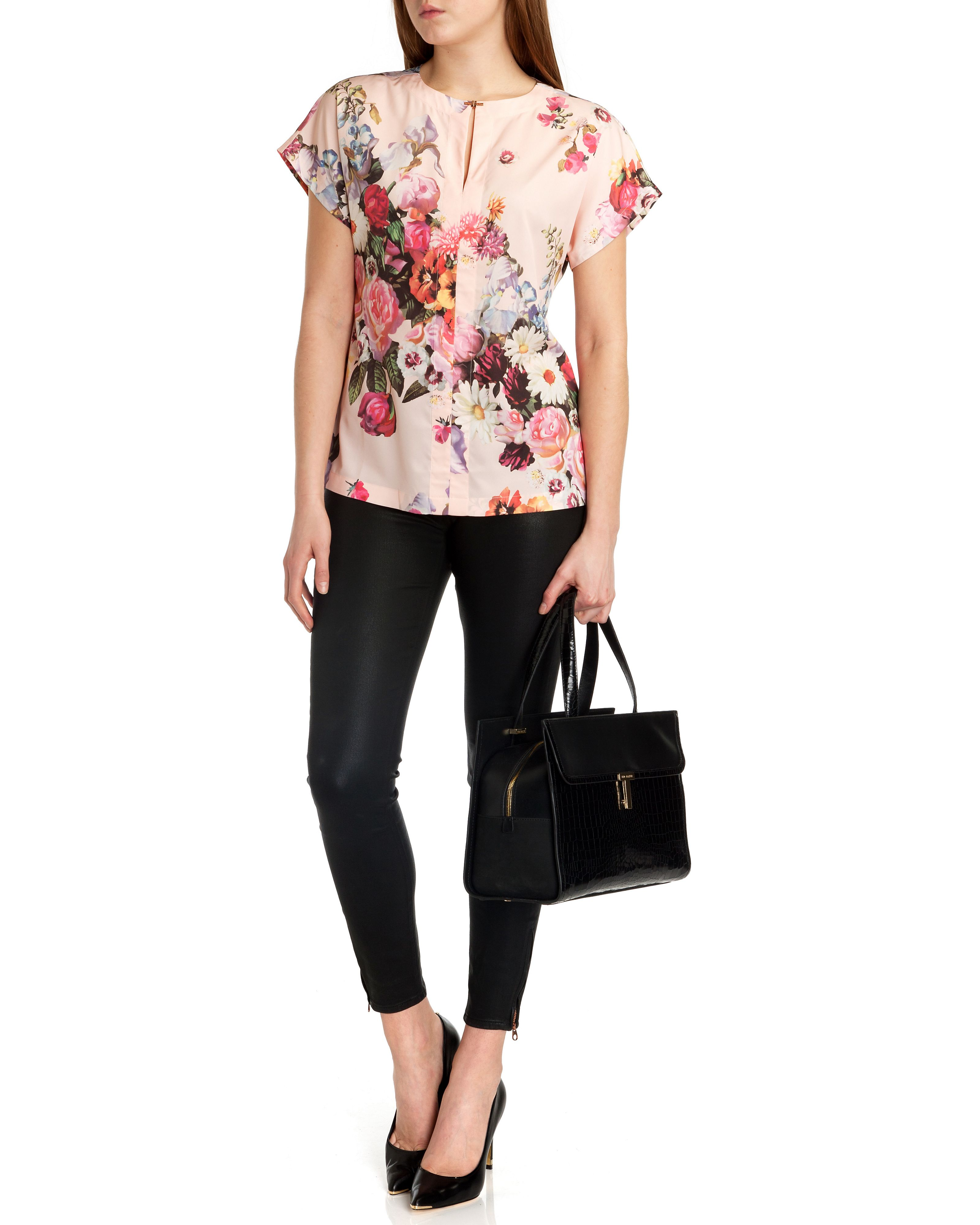 Edweena nude oil painting print top